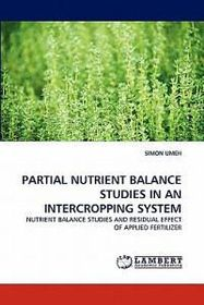 Partial Nutrient Balance Studies in an Intercropping System