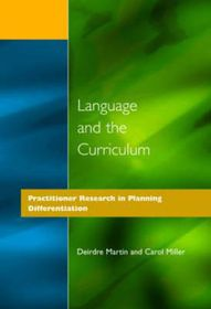 Language and the Curriculum