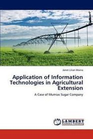 Application of Information Technologies in Agricultural Extension