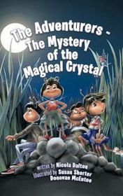The Adventurers - The Mystery of the Magical Crystal