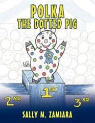 Polka the Dotted Pig