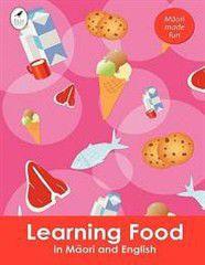 Learning Food in Maori and English