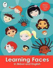Learning Faces in Maori and English