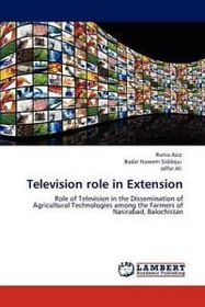 Television Role in Extension