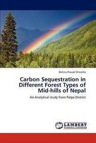 Carbon Sequestration in Different Forest Types of Mid-Hills of Nepal