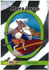 Zebra Leesboeke Grd 4 Groen Bk 2 -  Morsjorse
