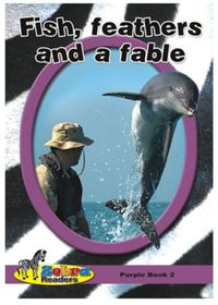 Zebra Reader Grade 5 Purple Bk 2 -  Fish, Feathers And