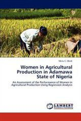 Women in Agricultural Production in Adamawa State of Nigeria