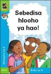 Kagiso Readers Sebedisa hlooho ya hao! Grade 3 Book 6 (Sesotho)
