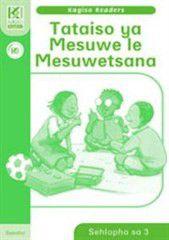 Kagiso Readers Tataiso Ya Mesuwe Le Mesuwetsana Grade 3: Teacher's guide (Sotho)