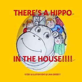 There's a Hippo in the House!