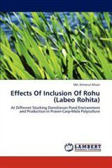 Effects of Inclusion of Rohu (Labeo Rohita)