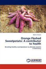 Orange Fleshed Sweetpotato