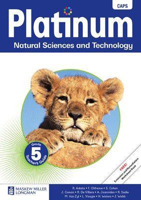 platinum natural sciences and technology grade 5 teacher s guide rh takealot com Topcon Gr 5 Manual Guardrail Terminal Gr-5