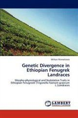 Genetic Divergence in Ethiopian Fenugrek Landraces