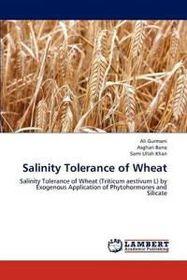 Salinity Tolerance of Wheat