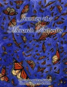 Journey of a Monarch Butterfly