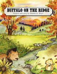 Buffalo on the Ridge