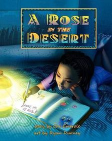A Rose in the Desert