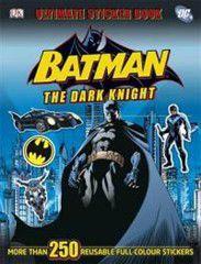 Batman the Dark Knight Ultimate Sticker Book