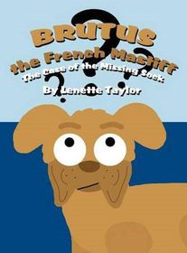 Brutus the French Mastiff