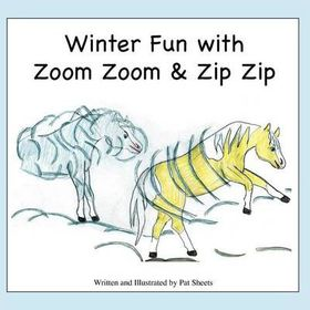 Winter Fun with Zoom Zoom & Zip Zip