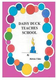Daisy Duck Teaches School
