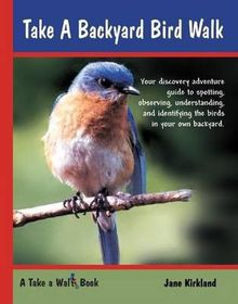 Take a Backyard Bird Walk