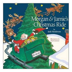 Morgan and Jamie's Christmas Ride