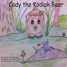 Cody-The Kodiak Bear