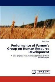 Performance of Farmer's Group on Human Resource Development