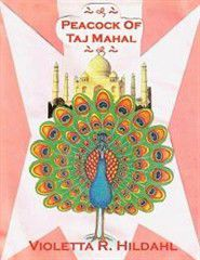 Peacock of Taj Mahal