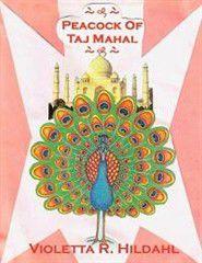 Peacock of Taj Mahal