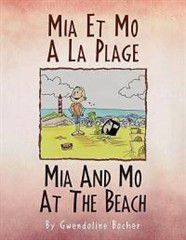MIA Et Mo a la Plage MIA and Mo at the Beach