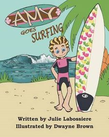 Amy Goes Surfing