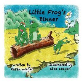 Little Frog's Dinner