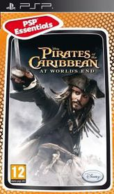 Pirates of the Caribbean: At World's End (PSP Essentials)