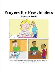 Prayers for Preschoolers