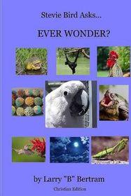 Stevie Bird Asks, Ever Wonder? Christian Edition