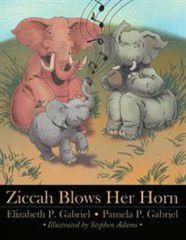 Ziccah Blows Her Horn