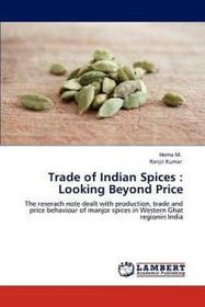 Trade of Indian Spices