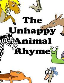The Unhappy Animal Rhyme