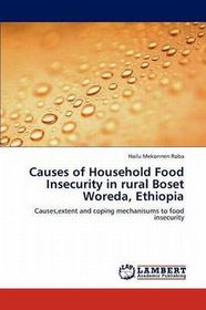 Causes of Household Food Insecurity in Rural Boset Woreda, Ethiopia