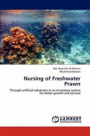 Nursing of Freshwater Prawn