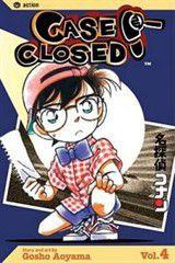 Case Closed Vol 4
