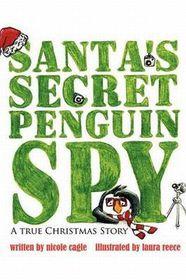 Santa's Secret Penguin Spy