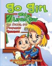Go Girl and Little Guy