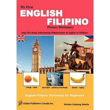 English-Filipino Dictionary for Beginners