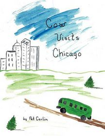 Cow Visits Chicago