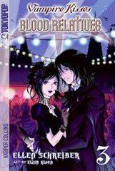 Vampire Kisses Blood Relatives Vol 3